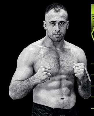 Kirill Grishenko | MMA Fighter Page | Tapology