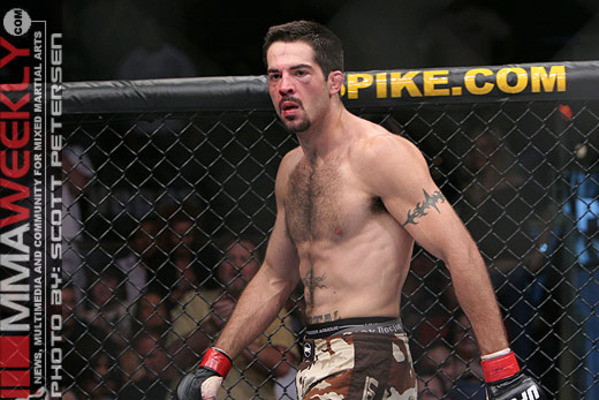 """The Immortal"" Matt Brown"