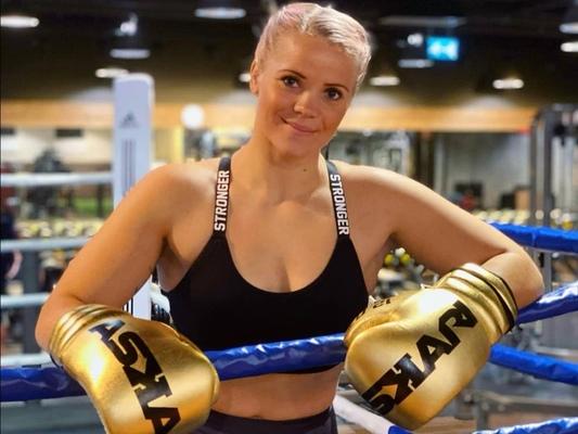 Marianne Ahlborg