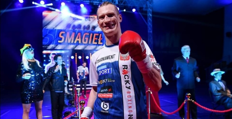 Damian Smagiel