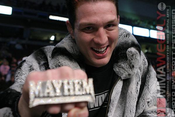 """Jason """"Mayhem"""" Miller"""