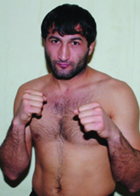 Bakhtiyar Arzumanov