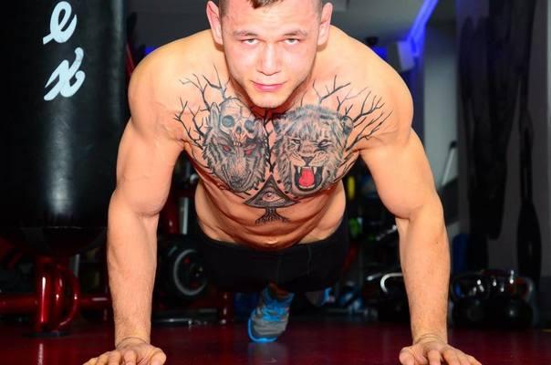 """Damian """"Iron"""" Domachowski"""