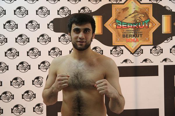 Kazbek Saidaliev