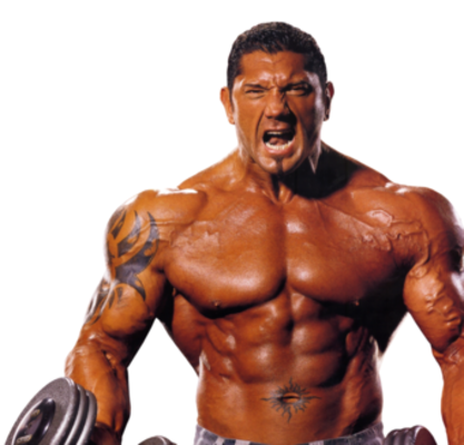 dave bautista brass body mma fighter page tapology