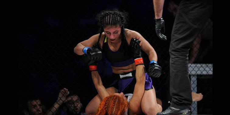 Iman Darabi | MMA Fighter Page | Tapology