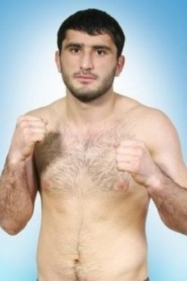 "Murad ""Hunter"" Abdulaev"