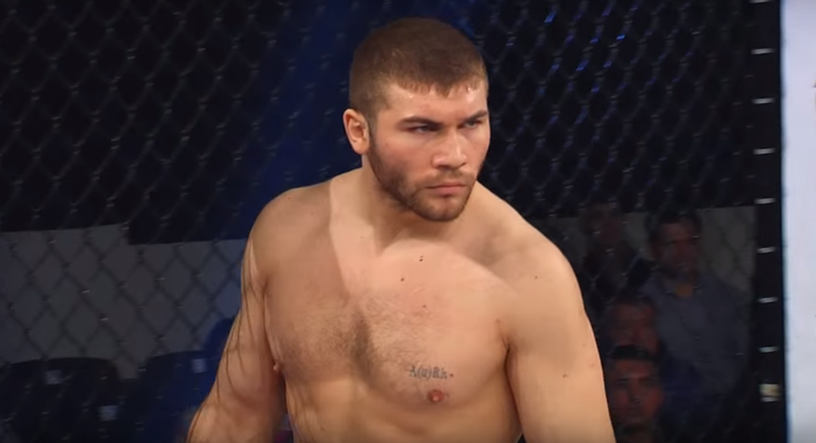 "Ion ""The Hulk"" Cutelaba"