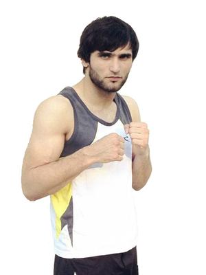 """Abdul-Rakhman """"Soulman"""" Makhazhiev"""