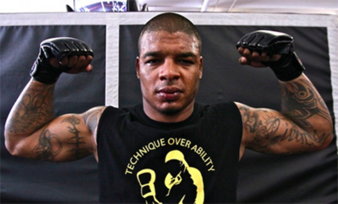 "Tyrone ""King of the Ring"" Spong"