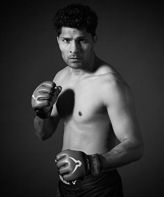 "Rajinder ""Knockout"" Singh Meena"