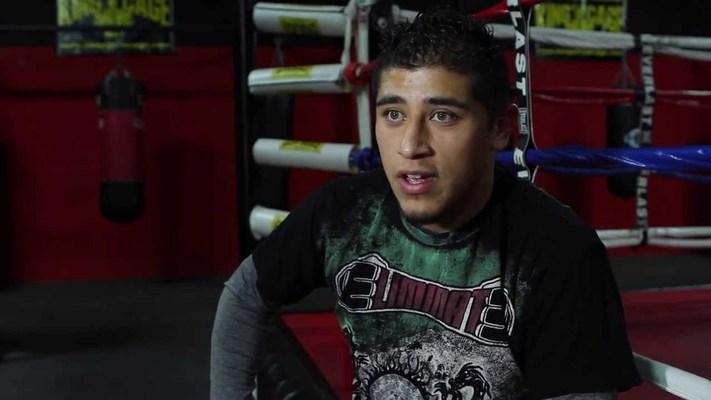 """JJ """"The Sacred Warrior"""" Torres"""