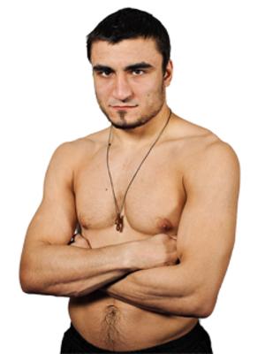 """Mikhail """"Barrera"""" Kolobegov"""