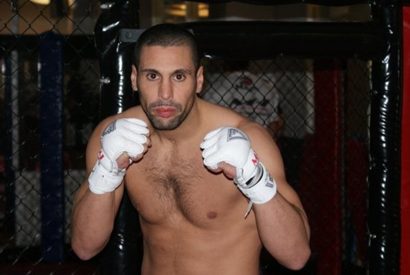 "Nordin ""Fists of Tangier"" Asrih"