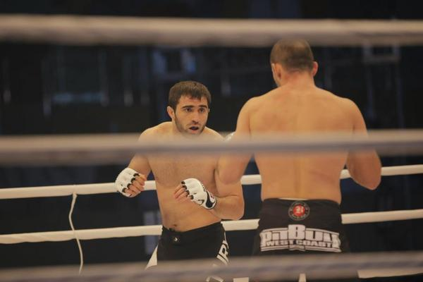 "Omari ""Wolverine"" Akhmedov"