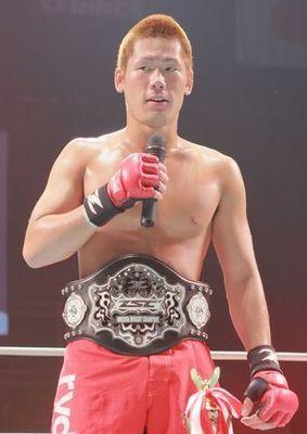 """Tetsuya """"MMA Fantasista"""" Yamada"""