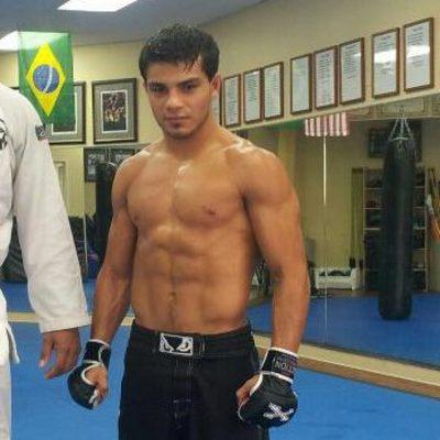 "Federico ""The Argentinian Ninja"" Olivera"