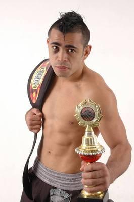 "Marcos ""Gladiador"" Silva"