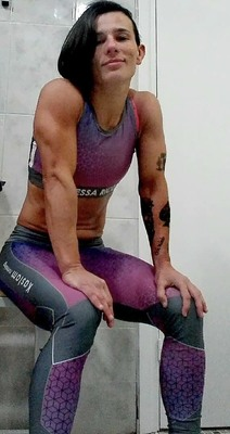 "Vanessa ""Chiquitina"" Rico Fernandez"