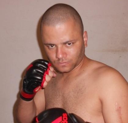 """Rodrigo """"Capoeira"""" Tadeu"""
