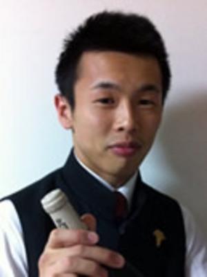 """""""Sommelier"""" Keisuke Nakayama"""