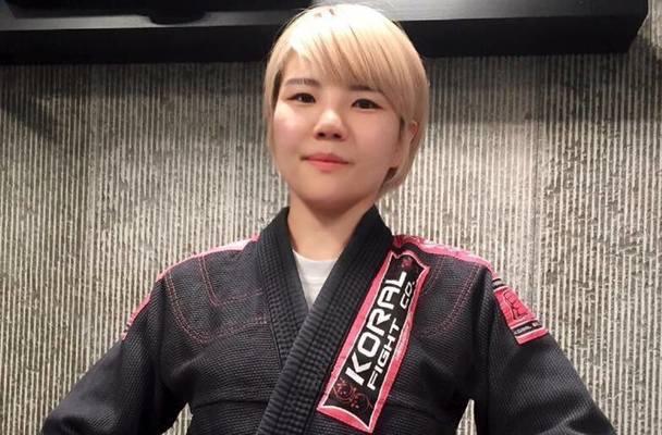 "Ji Yeon ""Fire Fist"" Kim"