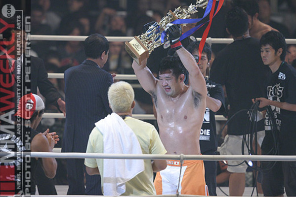 """The Gracie Hunter"" Kazushi Sakuraba"
