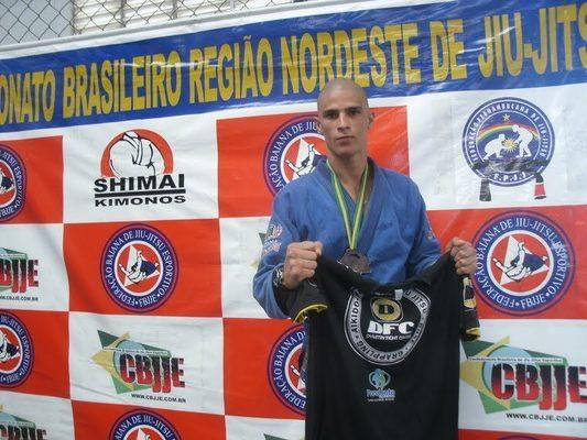 """Paulo """"Paulada"""" Menezes Jr."""