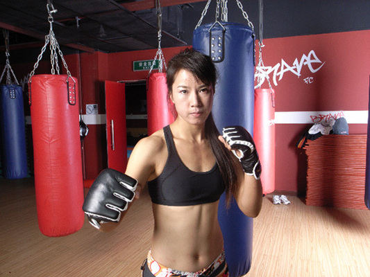 "Jin ""The Fighting Rose"" Tang"