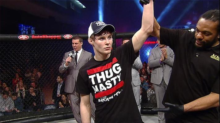 "Bryce ""Thug Nasty"" Mitchell"
