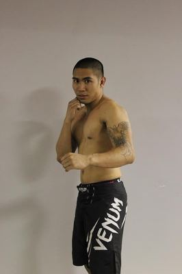 "Grey ""Sucker Punch"" Patino"