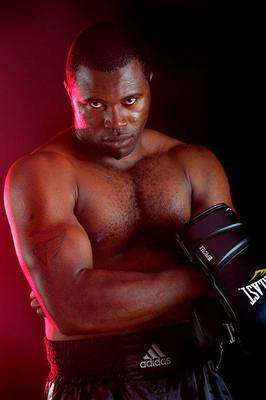 "Elvis ""The Bomber"" Moyo"
