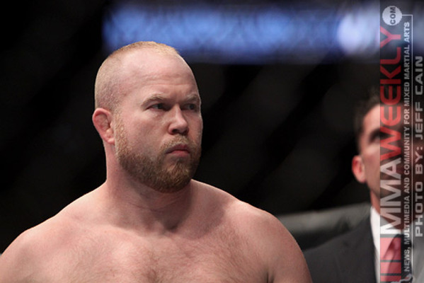 "Tim ""The Barbarian"" Boetsch"