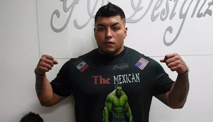 "Luis ""The Mexican Hulk"" Cortez"