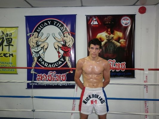 Dating en MMA fighter