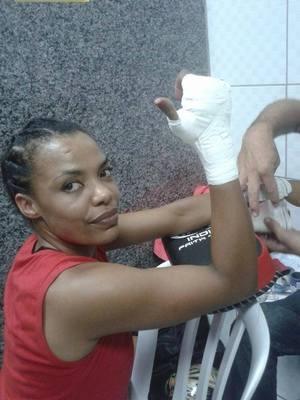 "Marta ""Gladiadora"" Souza"