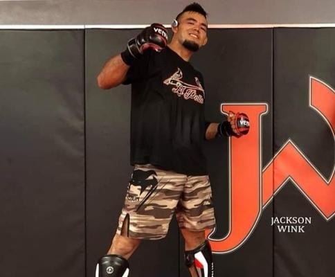 """Juan Ramon """"Tyson"""" Grano Medina"""