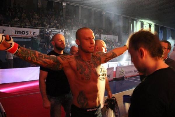 """Adrian """"Ares"""" Błeszyński"""