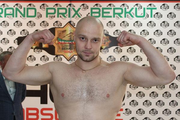 Mikhail Bureshkin