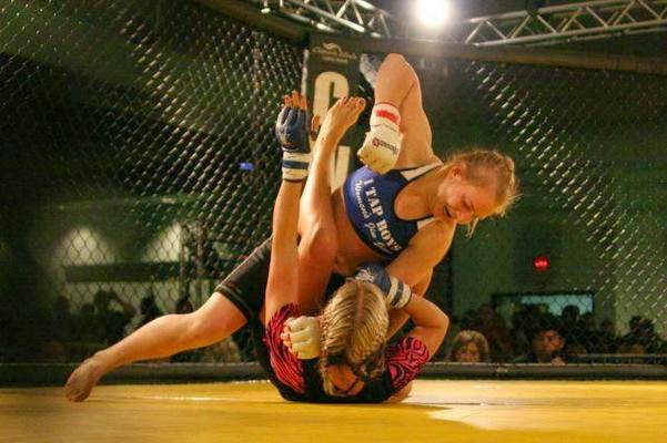 Image result for liz tracy mma
