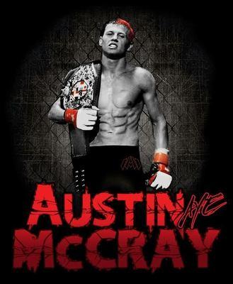 """Austin """"Aye"""" McCray"""