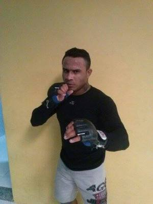 """Roberval """"Fera"""" Rodrigues"""