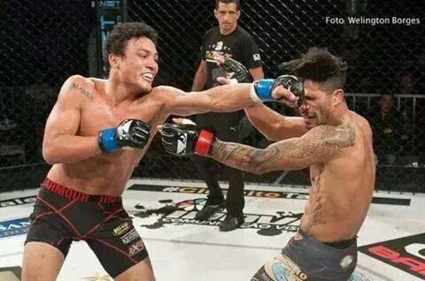"Guilherme ""The Prodigy"" Santos"