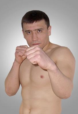 """Ansagan """"The Tornado"""" Kusainov"""