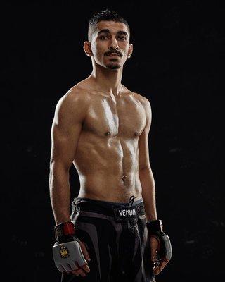"Hussain ""Iron"" Maki"