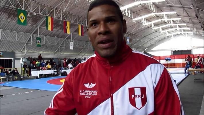 """Sidney """"El Olimpico"""" Guzman"""