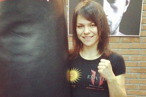 "Natalya ""Irbis"" Denisova"