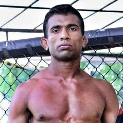 """The Kerala Krusher"" Rahul Raju"