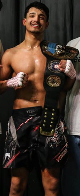 "Julian ""Aztec Warrior"" Ruiz"
