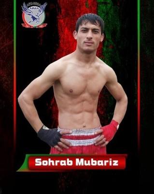Sohrab Mubariz